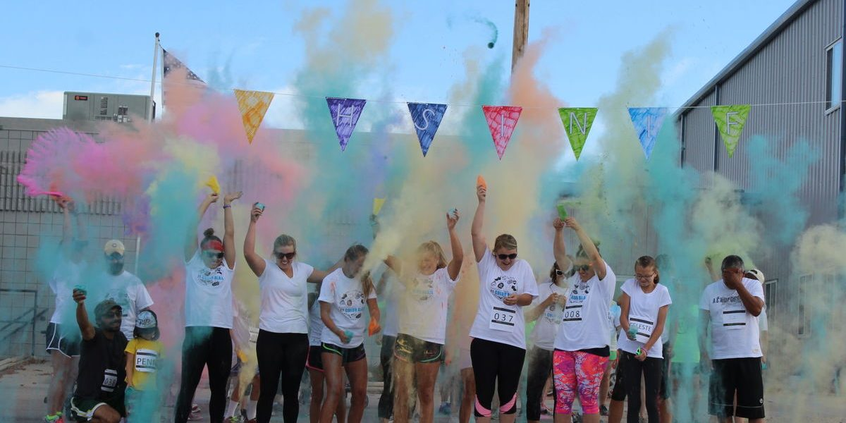 ARC color run