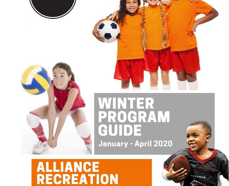 Alliance Rec Center Winter Guide