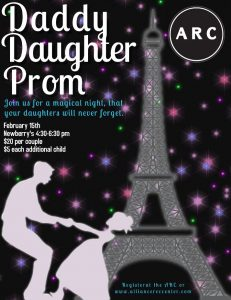 daddy daughter prom